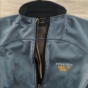 Mountain Hardwear Gore Windstopper quarter zip M